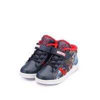【119元任选2双】迪士尼童鞋男童休闲鞋冬季保暖 Q00053 VA3840 VA3845
