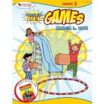 【预订】Engage the Brain: Games, Grade Two
