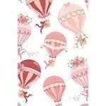 预订 Hot Air Balloon Journal: Flight Log to Write In - Prompt