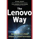 【中商原版】联想之道 英文原版 The Lenovo Way 企业品牌发展 全球化商业模式 精装