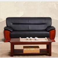 先创XC-SF3003三人位+长茶几(西皮)组合沙发