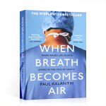 【顺丰速运】英文原版 When Breath Becomes Air 当呼吸成为空气 保罗卡拉尼什 Paul Kala