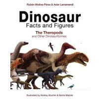 英文原版 恐龙事实和数字:兽脚类和其他恐龙 Dinosaur Facts and Figures: The Therop
