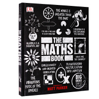 DK数学百科 英文原版 The Maths Book: Big Ideas Simply Explained 进口书