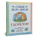 Guess How Much I Love You 猜猜我有多爱你ISBN9781406300406