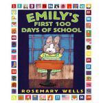 【预订】Emily's First 100 Days of School