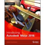 预订 Introducing Autodesk Maya 2016: Autodesk Official Press