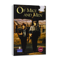 原版全球知名高中生文学读物 Of Mice and Men without notes