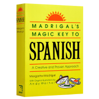 【中商原版】西班牙语学习法宝 英文原版 Madrigal's Magic Key To Spanish