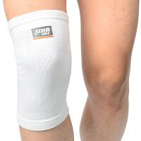 红双喜DHS登山篮球骑行运动保暖防护护膝 (单只装) 165护膝(均码单只)
