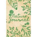 预订 Nature Journal and Sketchbook: Blank and Lined Nature No
