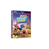 小爱因斯坦欧洲探索DVD1*1