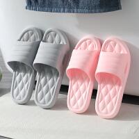 泰蜜熊一体成型情侣款卡通可爱夏季凉拖鞋厚底防滑浴室拖鞋冬季