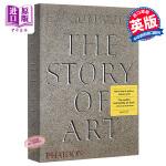 预售【中商原版】艺术的故事 英文原版 The Story of Art 艺术史 第16版