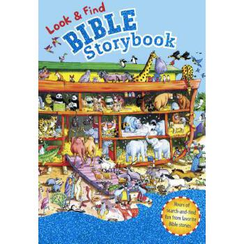 【预订】Look & Find Bible Storybook 预订商品,需要1-3个月发货,非质量问题不接受退换货。