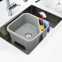 joseph Joseph英国进口 洗水篮 过滤盆 洗菜盆 洗果蓝 移动水池80070