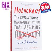 合弄制:废除等级的革命性管理系统 英文原版 Holacracy