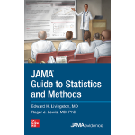预订 Jama Guide to Statistics and Methods [ISBN:9781260455328