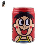 旺旺 旺仔牛奶 245ml 罐装 复原乳 调制乳 儿童营养饮料