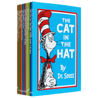 Dr Seuss Big Book [Bag with 12 books] 苏斯博士12本[正品/大开本]套装ISBN