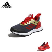 【到手价:399元】阿迪达斯adidas童鞋儿童一脚蹬运动鞋2019秋季新款中小童轻便软底跑步鞋(3-13岁可选)G2