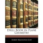 【预订】Drill Book in Plane Geometry