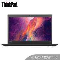 联想ThinkPad X390(27CD)13.3英寸轻薄笔记本电脑(i5-8265U 8G 512G傲腾增强型SSD