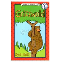 Grizzwold 汪培�E书单I can read系列英文原版亲子绘本