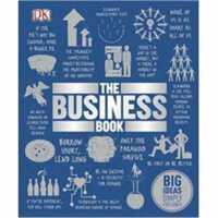 The Business Book DK 商业百科英文原版 中产白领常备经管图解书