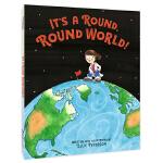 地球为什么是圆的It's a round, round world!