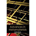 预订 Advances in Metamaterials [ISBN:9781632380340]