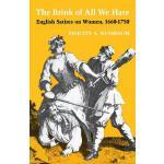 预订 The Brink of All We Hate: English Satires on Women, 1660