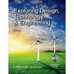 预订 Exploring Design, Technology, & Engineering [ISBN:978160