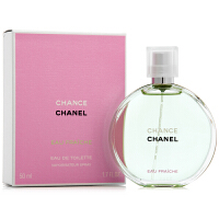 Chanel/香奈儿绿邂逅清新淡香水持久女士淡香水50ml淡香EDT