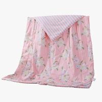当当优品家纺 全棉印花水洗夏凉被 空调被 午睡被200*230cm 多花型可选