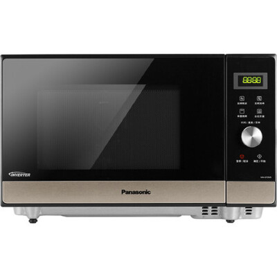 Panasonic/松下 NN-GF39JS智能变频微波炉微波烤箱一体机家用23L 16种自动烹调菜单 支持* 智能加热 变频微波