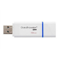 金士顿 DTIG4 DTI G4 DataTraveler Generation4 (G4) 16G  B U盘  蓝色 USB3.0划时代产品