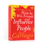 【发顺丰】英文原版 How to Win Friends and Influence People 人性的弱点 卡耐基