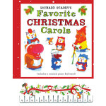 Richard Scarry's Favorite Christmas Carols 斯凯瑞图画故事书-最爱圣诞颂歌(