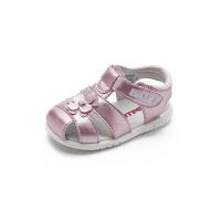 【119元任选2双】百丽Belle童鞋女童休闲宝宝鞋凉鞋婴幼童 CE6507 CE6509 CE6516 CE6517