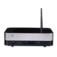 优视加 H3S Pro蓝光3D硬盘4K高清播放器U6安卓网络电视 wifi