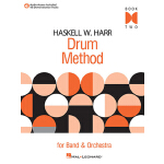 预订 Haskell W. Harr Drum Method, Book Two: For Band & Orches