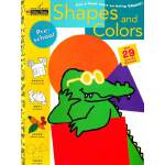 Shapes and Colors (Pre-school, Little Golden Book) 形状和颜色(金色