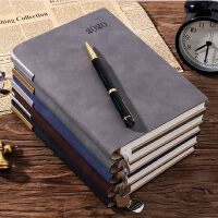 2020年效率手册日程本A4计划本带插笔日历B5笔记本商务记事本定制日记本
