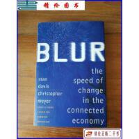 【二手9成新】Blur: The Speed of Change In the Connected Econ