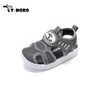【秒杀价:59元】T-moro童鞋男童休闲凉鞋夏季婴幼童男宝宝女孩