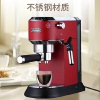 意式半自动家泵压式不锈钢咖啡机 完美萃取 可打奶泡