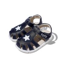 【139元任选2双】他她tata童鞋女童凉鞋休闲户外鞋子中小童男孩夏季凉鞋