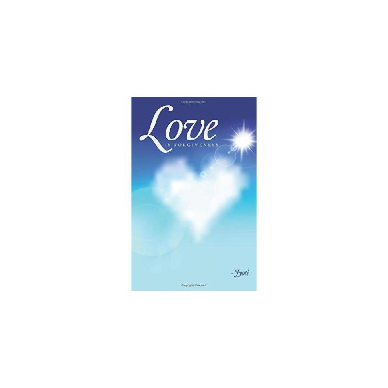 【预订】Love Is Forgiveness 美国库房发货,通常付款后3-5周到货!