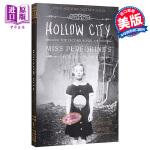 【中商原版】怪屋女孩系列2 空城 英文原版 Hollow City Ransom Riggs佩小姐的奇幻城堡英文版Mi